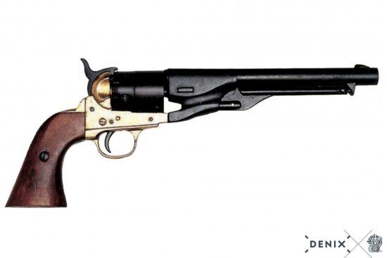 1007L-a-denix-american-civil-war-army-revolver–usa-1860