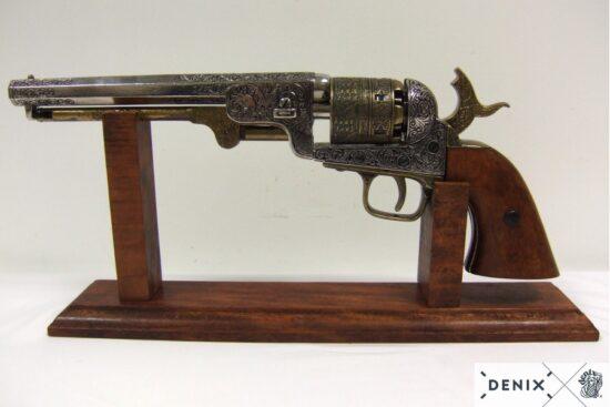 1040-f-denix-american-civil-war-navy-revolver–usa-1851