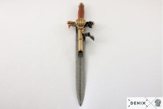 1204-4-denix-knife-pistol–france-18th-c-