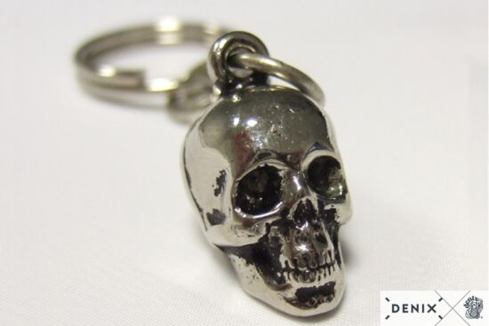 6901-2-denix-skull-key-ring