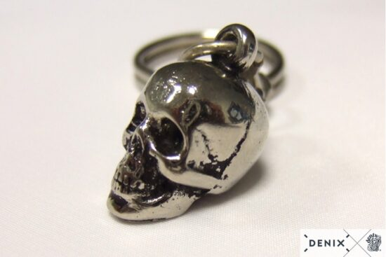 6901-3-denix-skull-key-ring