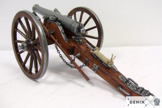 402-u-denix-civil-war-cannon–usa-1857