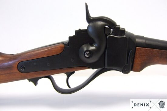 1142-b-denix-Military-Sharps-carbine–USA-1859