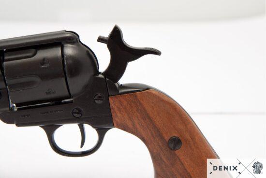 1186n-e-denix-Cal-45-Peacemaker-revolver-4-75—USA-1873