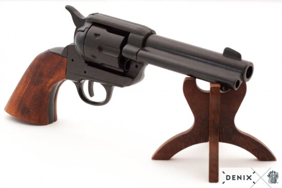 1186n-j-denix-Cal-45-Peacemaker-revolver-4-75—USA-1873