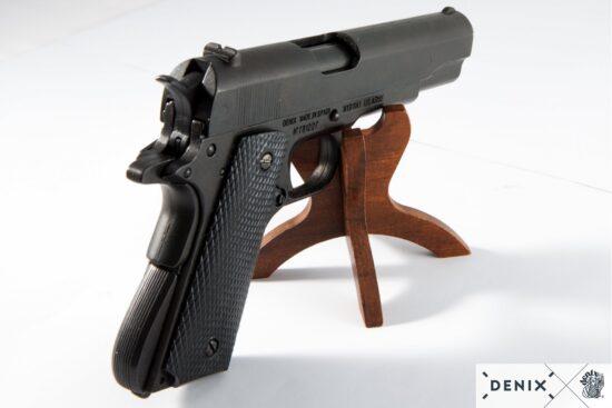 1312-b-denix-Automatic–45-pistol-M1911A1-USA-1911–WWI—II- (5)