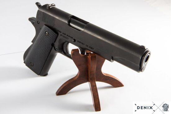 1312-d-denix-Automatic–45-pistol-M1911A1-USA-1911–WWI—II- (5)