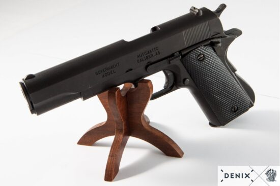 1312-e-denix-Automatic–45-pistol-M1911A1-USA-1911–WWI—II- (5)