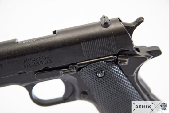 1316-H-denix-Automatic–45-pistol-M1911A1–USA-1911–WWI—II-