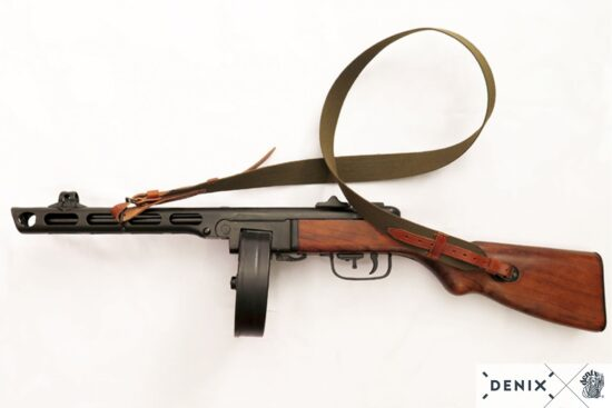 9301-f-denix-PPSh-41-submachine-gun–Soviet-Union-1941