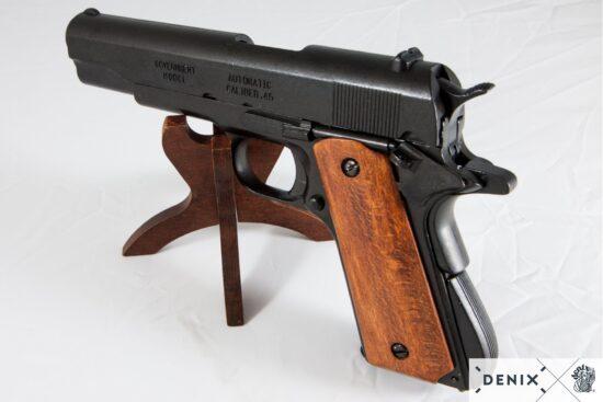 9312-c-denix-Automatic–45-pistol-M1911A1-USA-1911–WWI—II- (5)