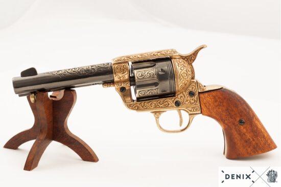 m1280L-e-denix-Cal-45-Peacemaker-revolver-4-75—USA-1873