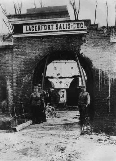 "Fort I ""Salis Soglio"" * March 1915"