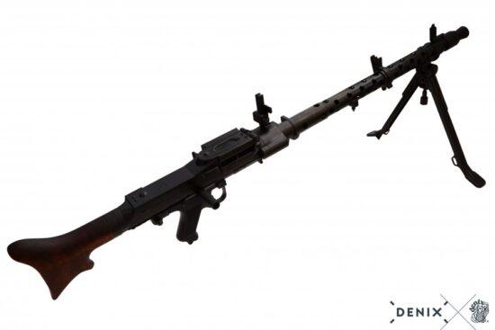 1317 denix-MG-34-machine-gun–Germany-1934–WWII-b
