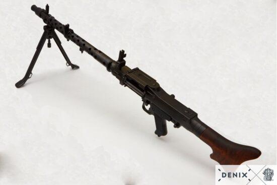1317 denix-MG-34-machine-gun–Germany-1934–WWII-d