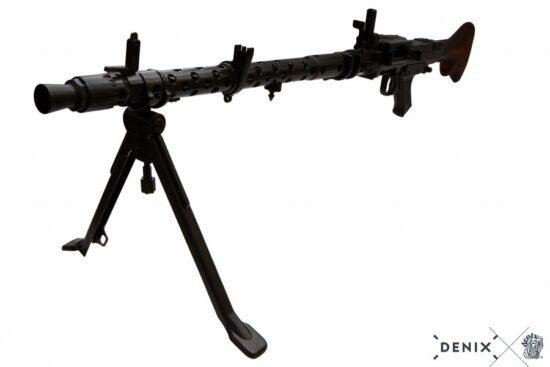 1317 denix-MG-34-machine-gun–Germany-1934–WWII-g