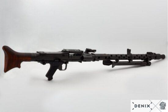 1317 denix-MG-34-machine-gun–Germany-1934–WWII-j