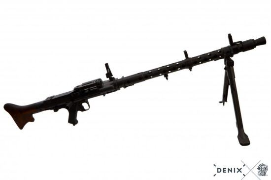1317 denix-MG-34-machine-gun–Germany-1934–WWII-u